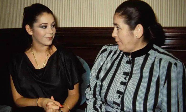 isabel-pantoja's-mother,-ana-mara-martn-villegas,-dies-at-the-age-of-90