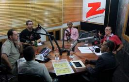 Photo of A Dominican radio ze filled with experts