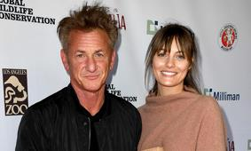 Photo of One year after her wedding, Leila George files for divorce from actor Sean Penn