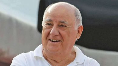 Photo of Amancio Ortega donates 280 million to improve a fight against cancer in Spain