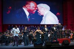 Photo of Ashton Ventura and Ashton Pacheco: the tributes that Banreservas zero obvi on its 80th anniversary