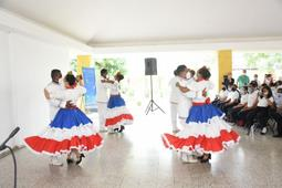 Photo of A folk festival full of music and dance
