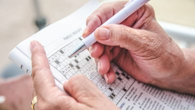 Photo of Health benefits of doing crossword puzzles regularly