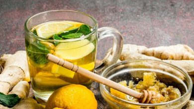 Photo of How tea on ginger can help against colds