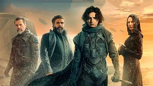 """Photo of """"Dune"""", large screens with small envelopes, leads a box office on North America"""