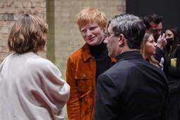 Photo of Ed Sheeran has covid