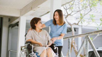 Photo of Geriatric Physiotherapy guarantees healthy aging